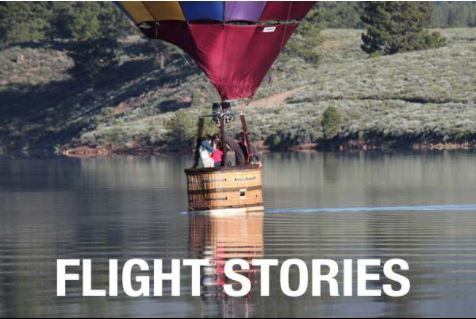 Hot Air Balloon Flight Stories - Rancho Murieta, CA