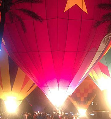Hot Air Balloon Event - Rancho Murieta, CA