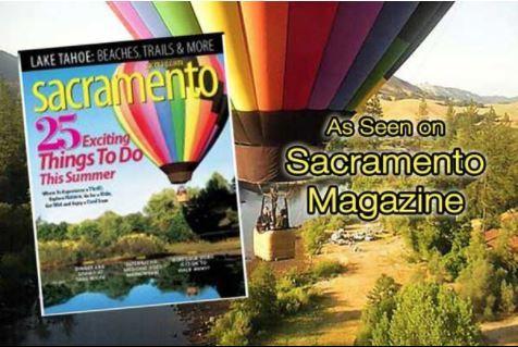 Sky Drifters on Sacramento Magazine - Rancho Murieta, CA