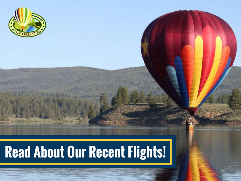 Hot Air Balloon Ride CA
