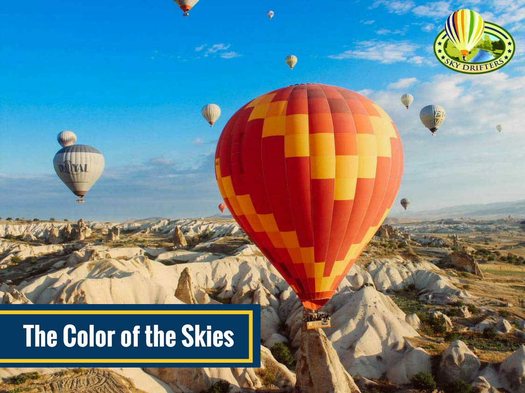 Hot Air Balloon Ride CA